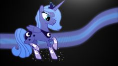 My Little Pony Friendship Is Magic Luna