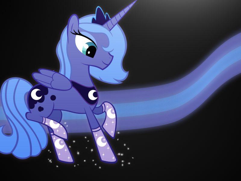 My Little Pony Friendship Is Magic Luna