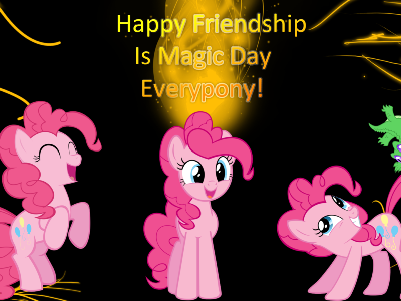 My Little Pony Friendship Is Magic Pinkie Pie