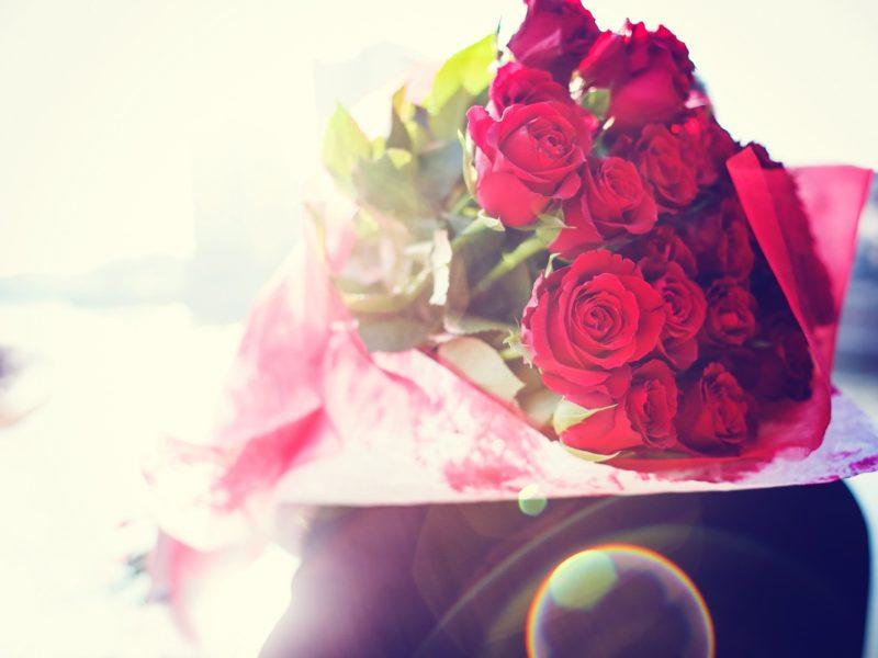 Roses Bouquet 1280×800