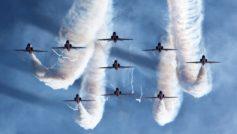 Royal Air Force Aerobatic Team 1920×1080