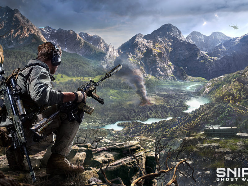Sniper Ghost Warrior 3 Ps4 Xbox Hd