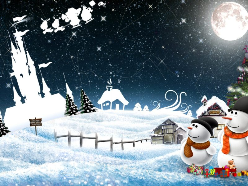 Snowmen Xmas