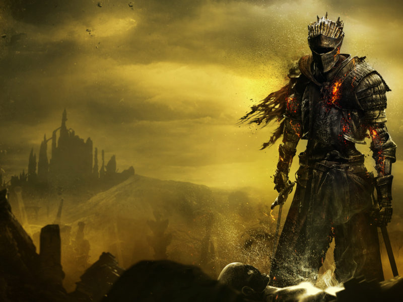 Soul Of Cinder Dark Souls 3 Hd