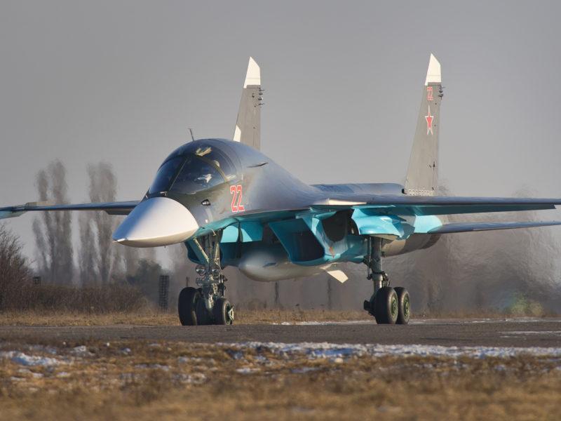 Sukhoi Su 34 Russian Fighter Hd