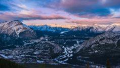 Sulphur Mountain Banff National Park 1600×900