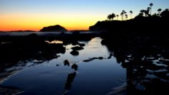 Sunset At Laguna Beach 1600×900