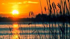 Sunset Lake 1600×900