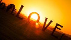 Sunset Love 1600×900