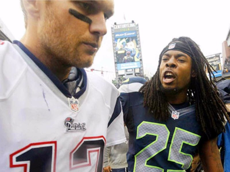 Tom Brady And 2016 Richard Sherman