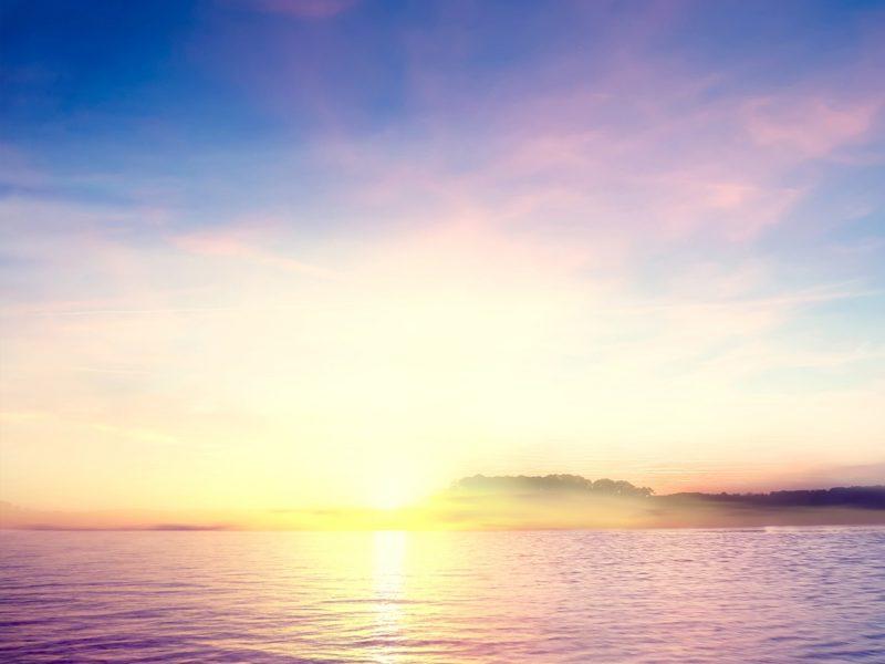 Tropical Island Sunset 1280×1024