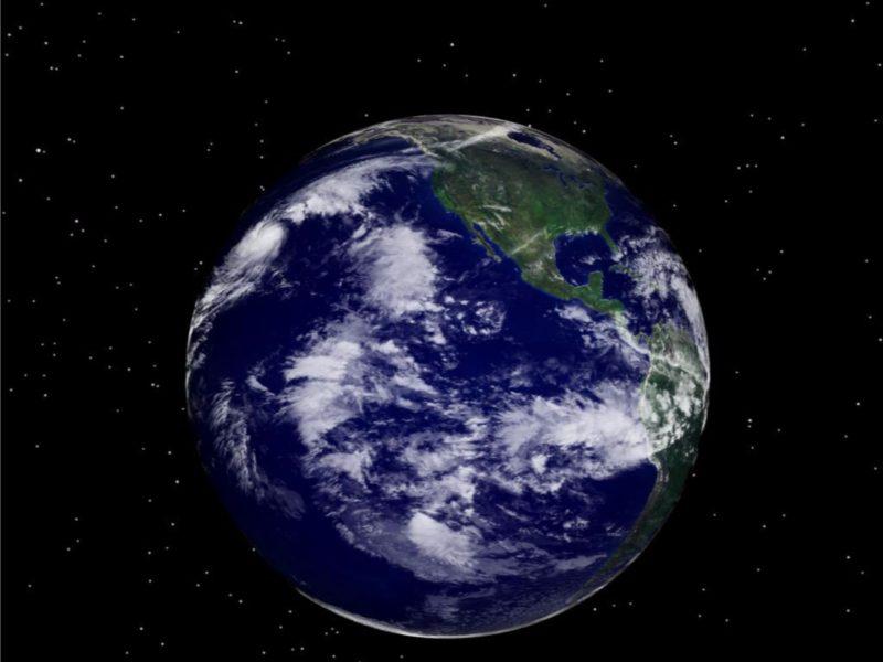 Water Planet Earth 4k