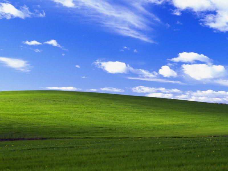 Windows Xp Pixel Sort