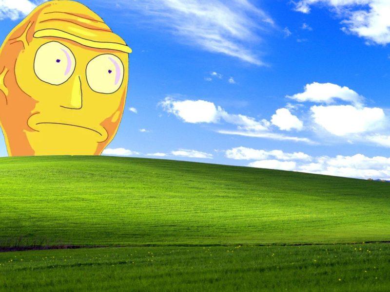 Windows Xp Show Me What You Got