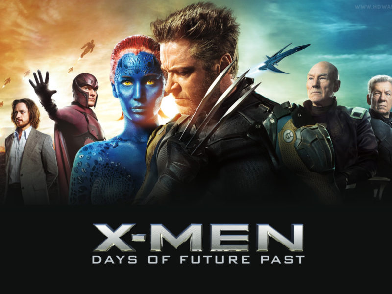 X Men Days Of Future Past Banner