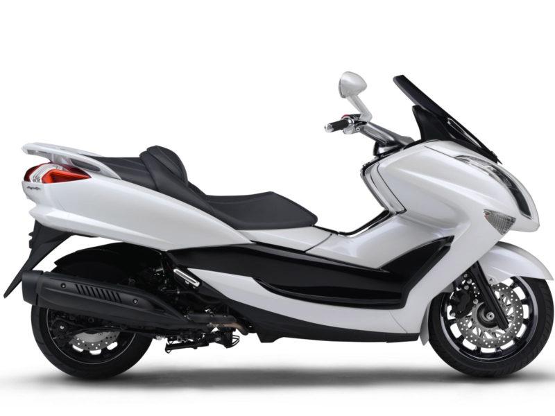 Yamaha Majesty 2012