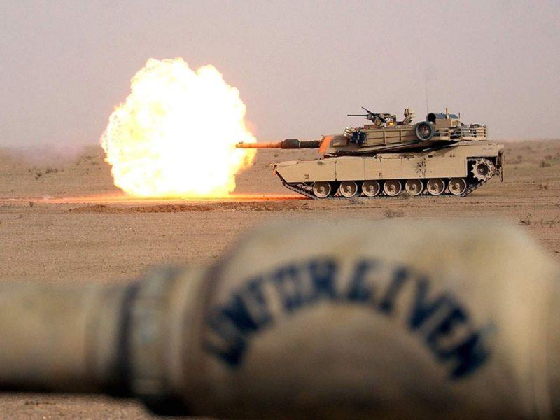 M1a1 Abrams Tank 978668