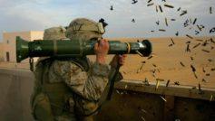 Rocket Soldier 95434