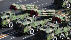 Military China Parade Mrls 31449 3184×2120