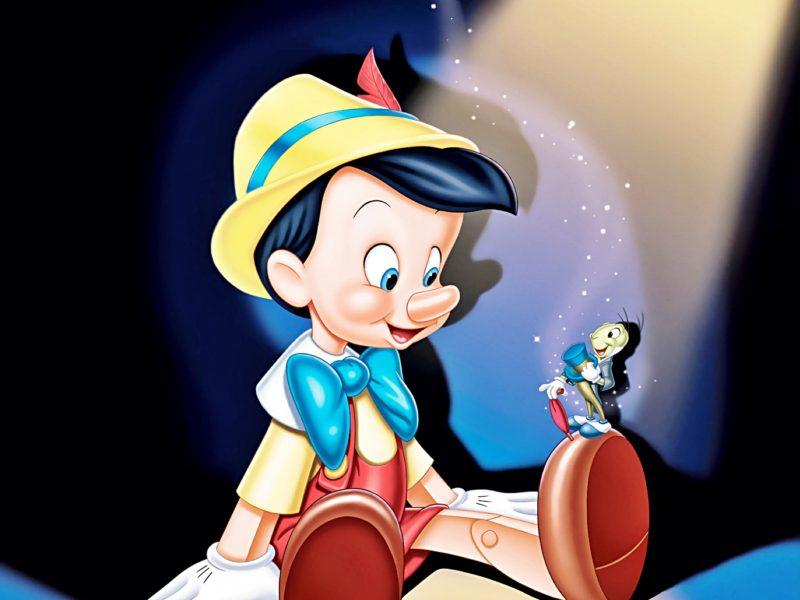 Pinocchio – Walt Disney Posters
