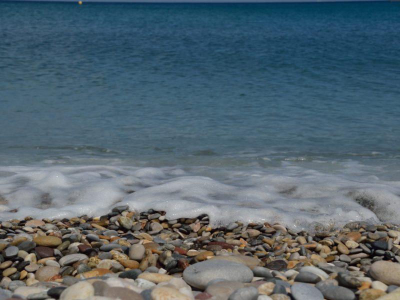 A Beach Near Cannes