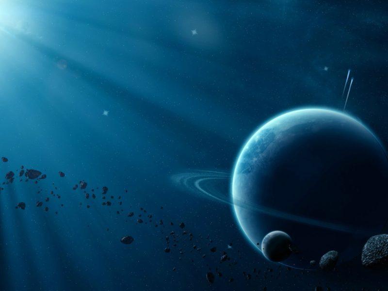Beautiful Space Hd