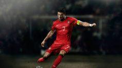 Cristiano Ronaldo In Portugal Jersey
