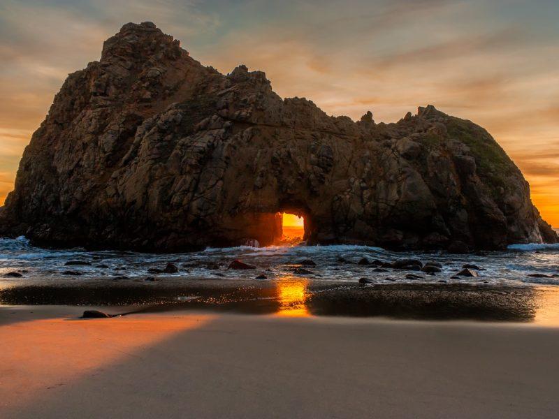 Beach Rocks 1