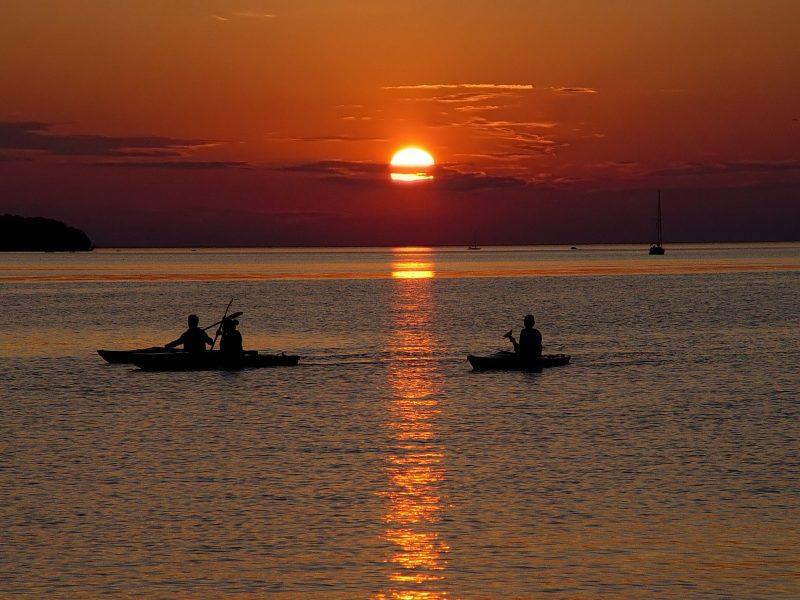 Beach Sunset Desktop