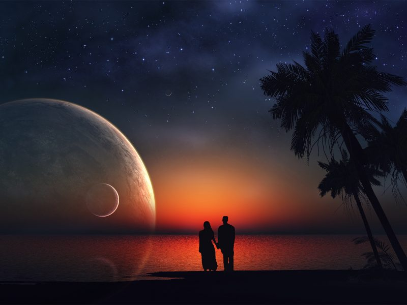 Lovers Dream Wallpapers Hd Wallpapers
