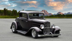 1932 Ford 3 Window Coupe (blk)