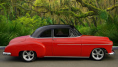 1950 Chevy Coupe (two Tone)