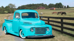 1950 Ford Pickup (lt. Blue)