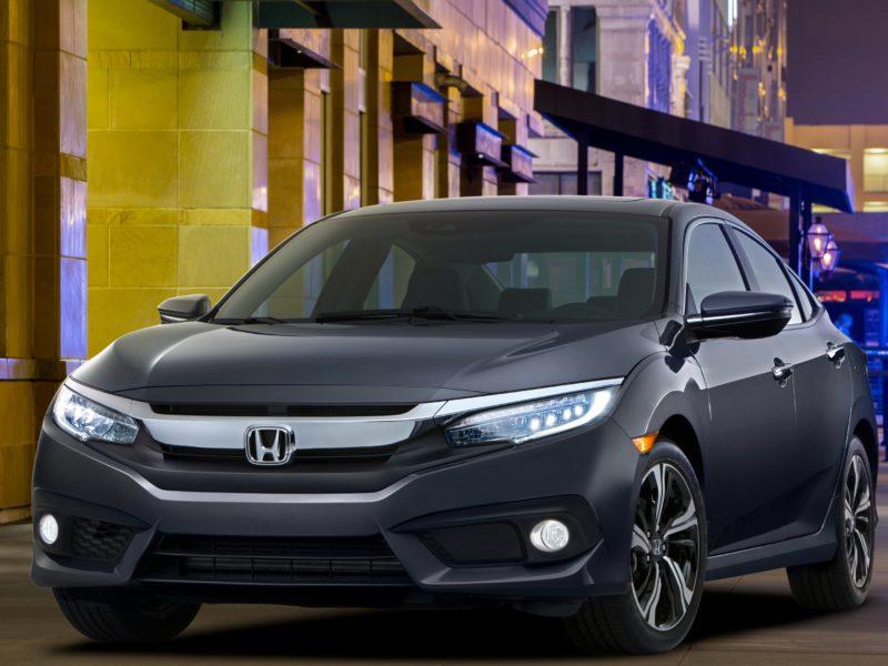 Honda Civic for 2016