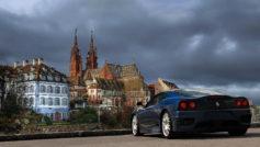Ferrari Challenge Stradale (blk)