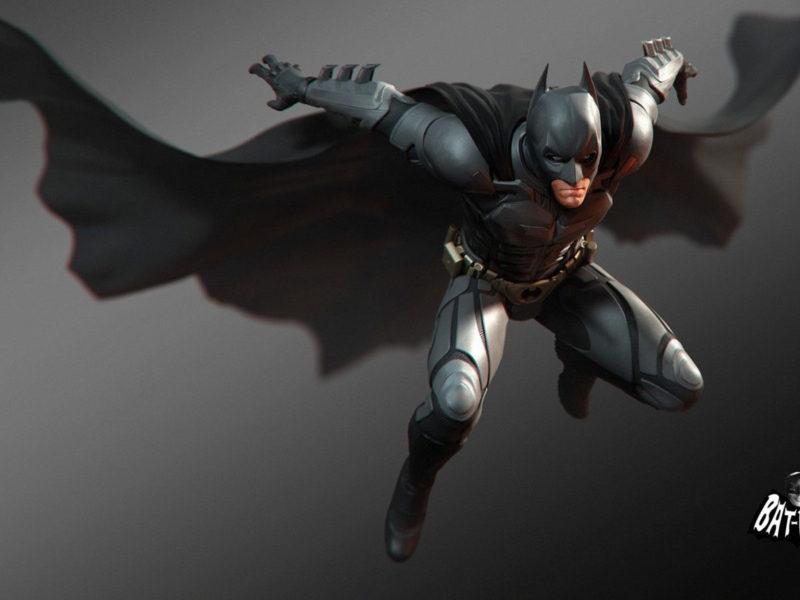 Batman Toys: Dark Knight Rises