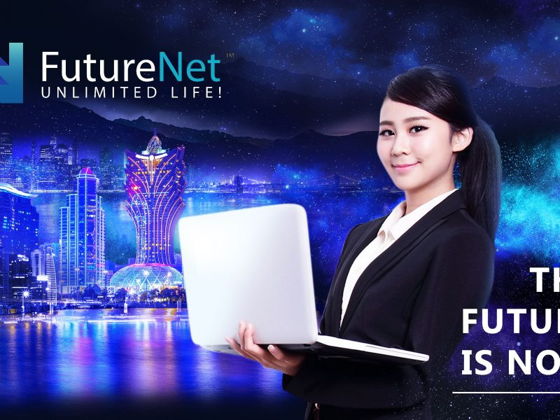 FutureNet AsianLady