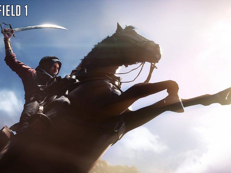 Battlefield 1 Cavalryman