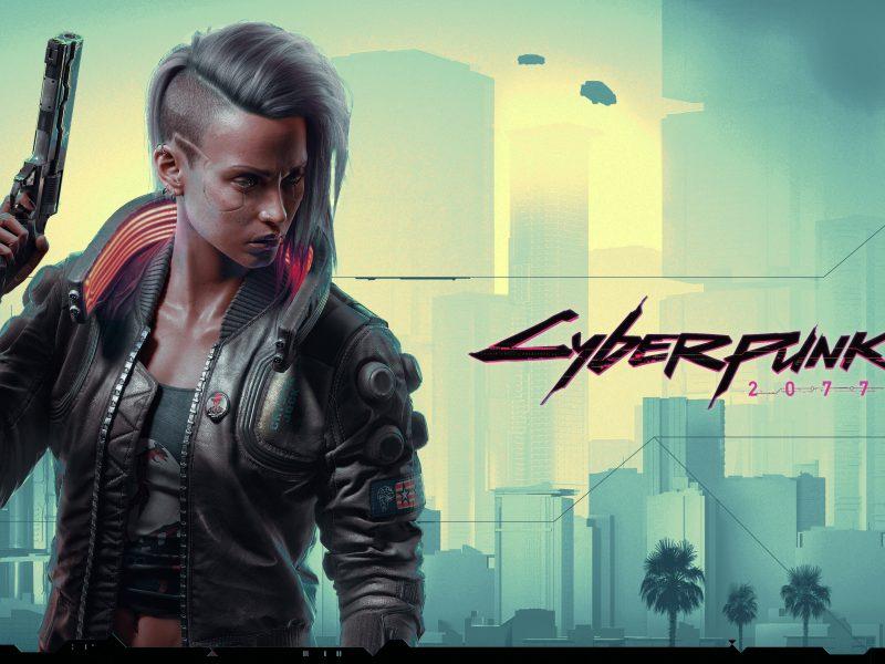 Cyberpunk 2077:female V2020 Games Xbox Series
