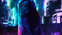 Cyberpunk 2077:John Wick (Keanu Reeves)
