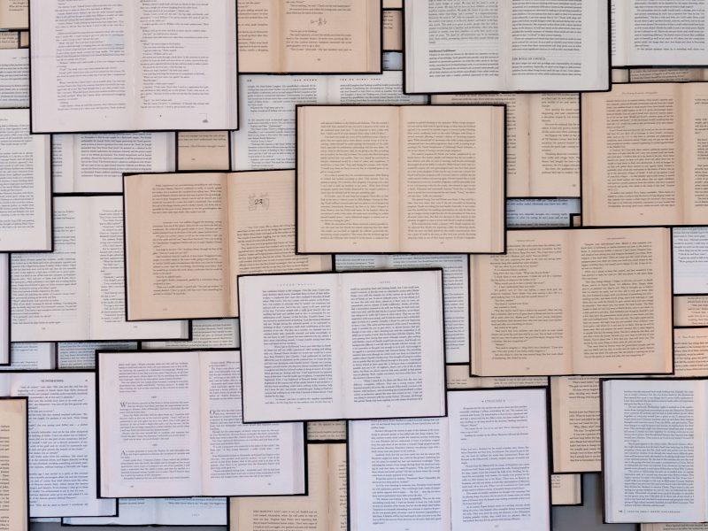 Open Books Photo