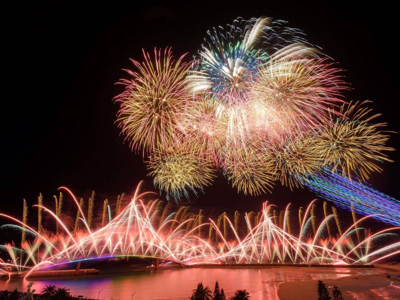 Penghu International Fireworks Festival