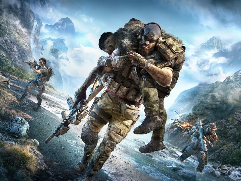 Tom Clancy's Ghost Recon Breakpoint 2019